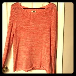 Pink Sweater (Old Navy)